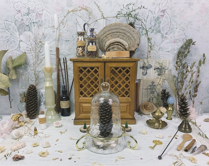 Master Apothecary Witch Altar // Confessional Edition