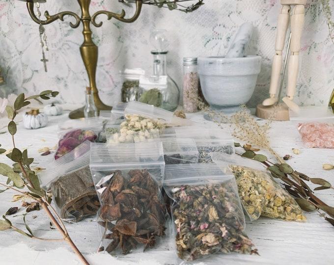 Herbalist set