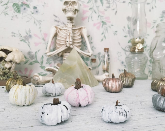 Vintage Pumpkin set