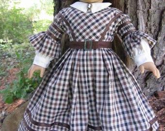 1850s dress   Etsy