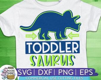 Toddler SVG Dinosaur Svg, mirrored jpg Be Yourself Unless You Can Be A Dinosaur svg Toddler Shirt Funny Toddler cut file EpS DxF