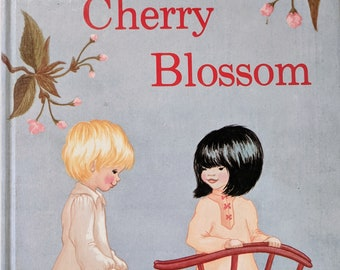 Miss Cherry Blossom by John Kenney, illustrated by Wendy Smith 1983