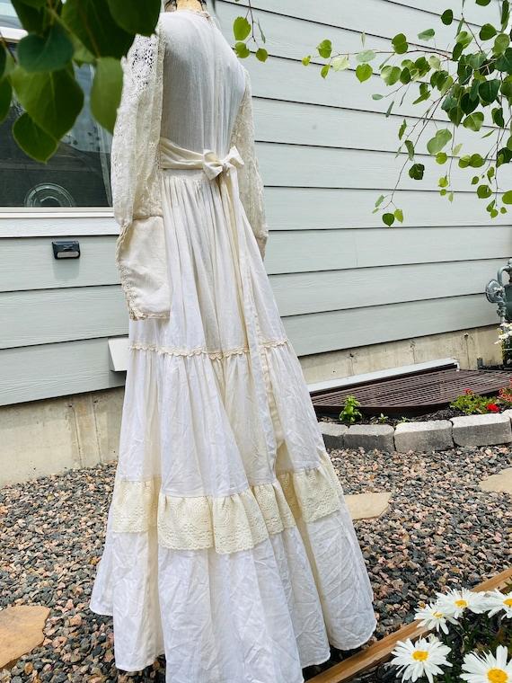 Gunne Sax Prairie Dress - image 6