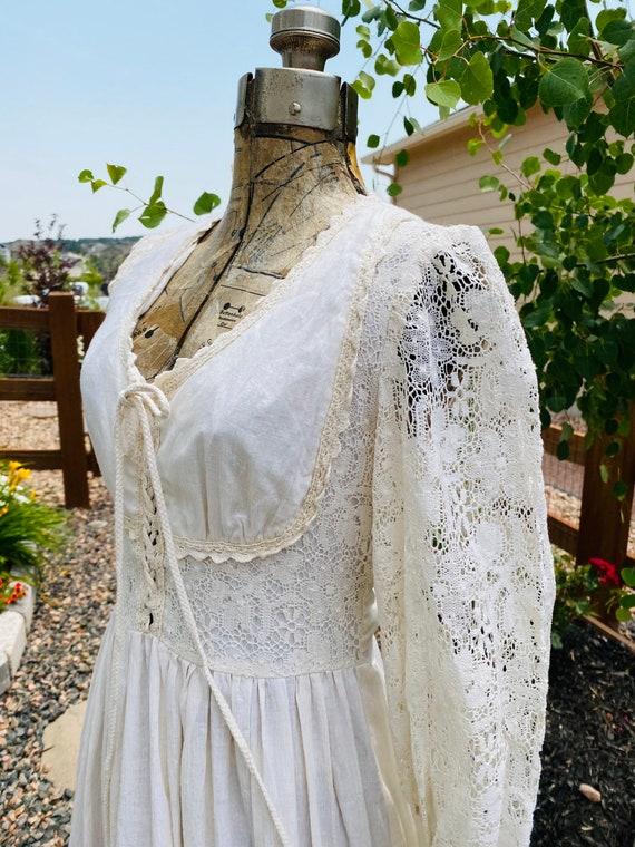 Gunne Sax Prairie Dress - image 4