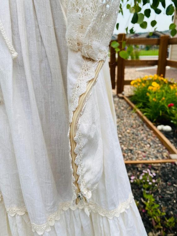 Gunne Sax Prairie Dress - image 7