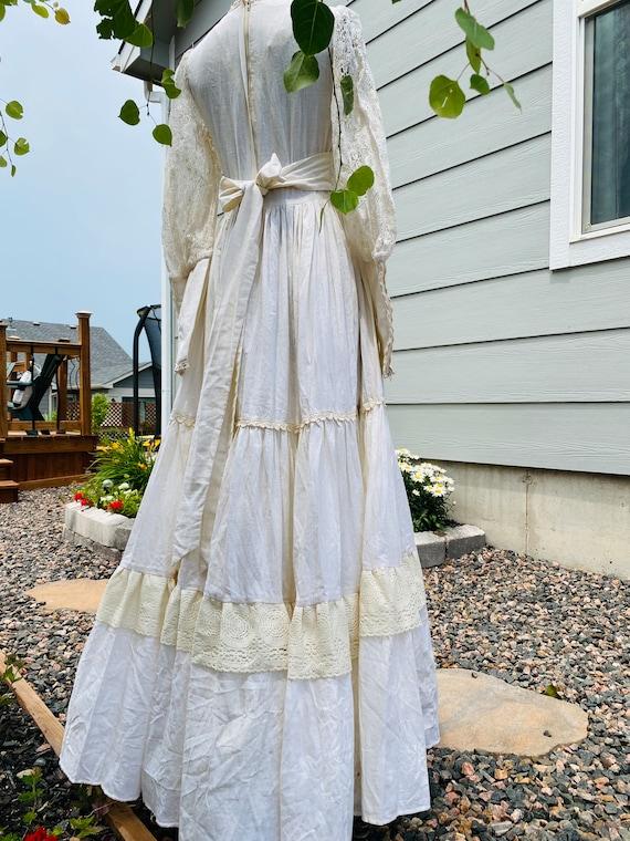 Gunne Sax Prairie Dress - image 5