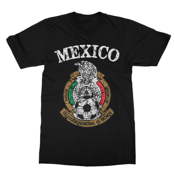 f060ff0a1 Mexico Soccer Team Fifa World Cup 2018 T-Shirt for Men