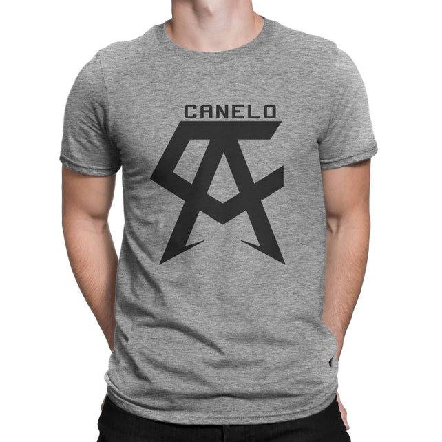 Canelo Shirt Saul Alvarez Logo Tshirt Etsy