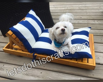 Pet Chaise Lounge