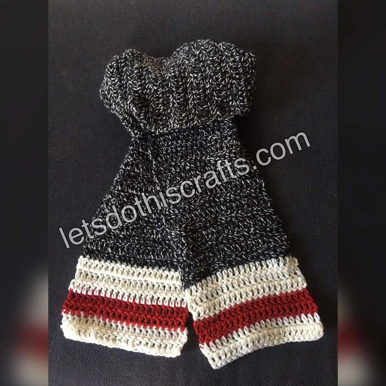 ca41bcbd0 Work Sock  Sock Monkey Scarf