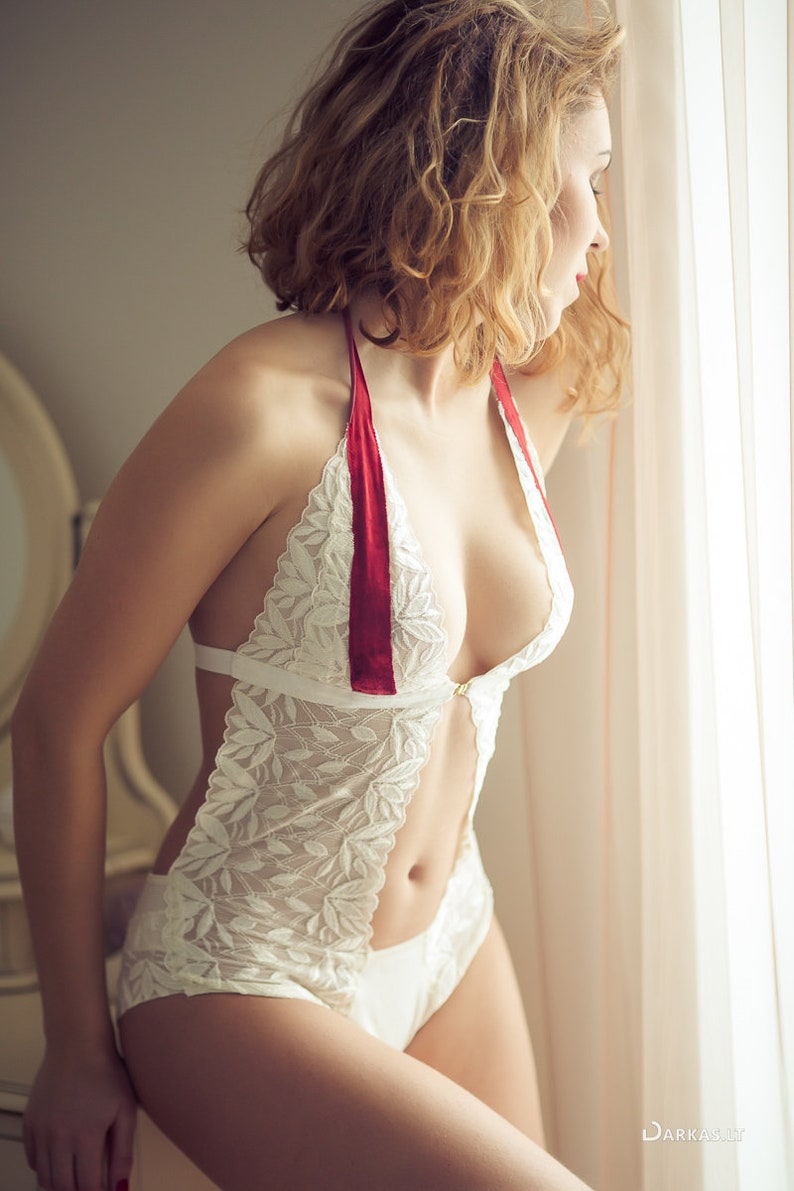 8c3b170046ef Bridal Bodysuit White Lace BodysuitSheer Bodysuit Bridal