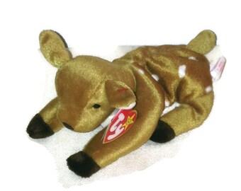 3b0db4a4f70 Whisper the Deer Beanie Baby