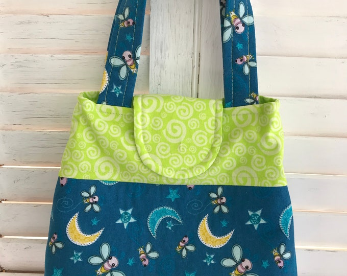 Little Girls Purse, Mini Tote, Mini Purse, Little Girls handbag, Purse for Little Girls, Little Girls Accessories, Purse, Tote