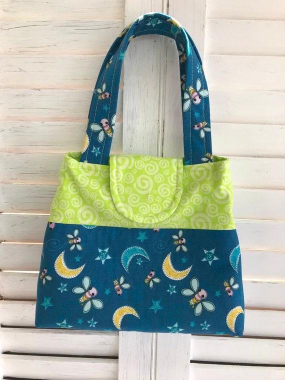 Little Girls Purse, Mini Tote, Mini Purse, Little Girls handbag, Purse for Little Girls, Little Girls Accessories, Purse, Tote