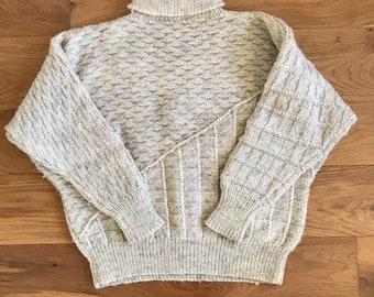 Wool Jumper - turtleneck sweater