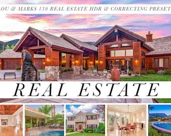 130 HDR Real Estate Lightroom Presets