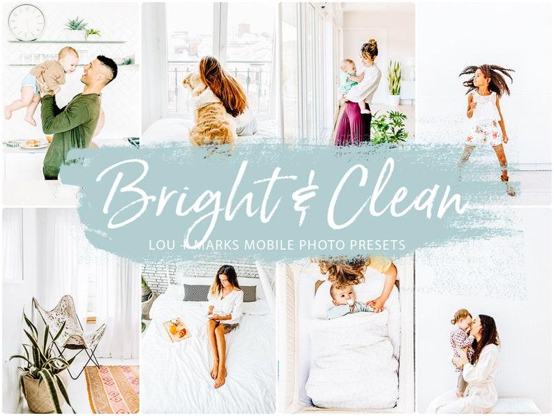 Bright Clean Interior Presets, Lightroom Mobile and Desktop Presets, Bright Clean Presets, Instagram Presets, Preset filter for Lightroom photo