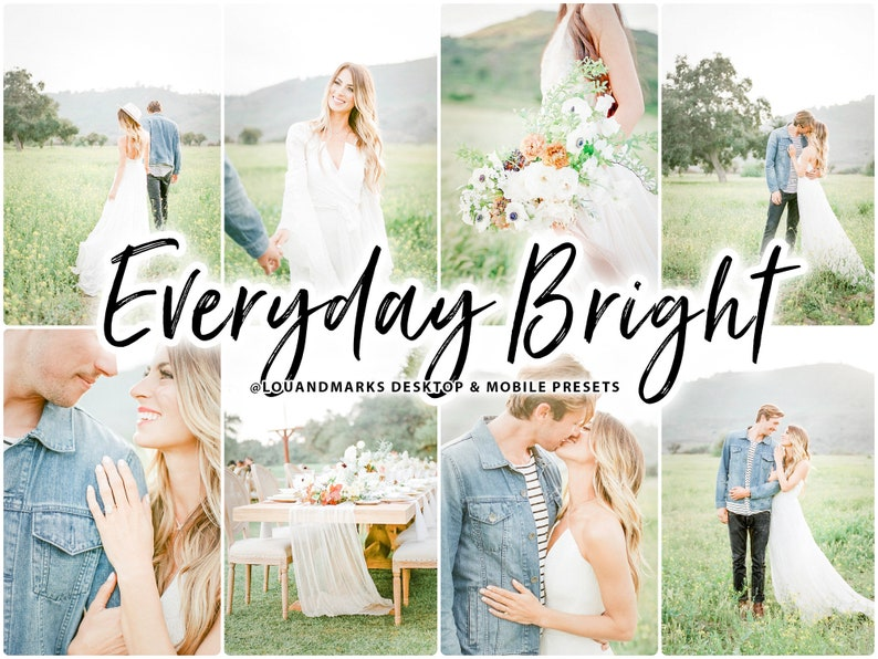 15 Presets, Lightroom Presets, Lightroom Mobile Presets, Filter Instagram presets, Mobile bright, preset for outdoor, Natural light and airy photo