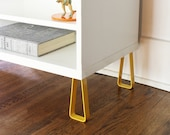 Besta Cabinet Legs. Fits Ikea Besta and All Other Cabinets. quot Vertex quot Design