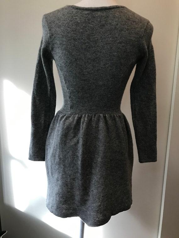 "VIVIENNE WESTWOOD Rare Viantage wool dress with ""… - image 3"