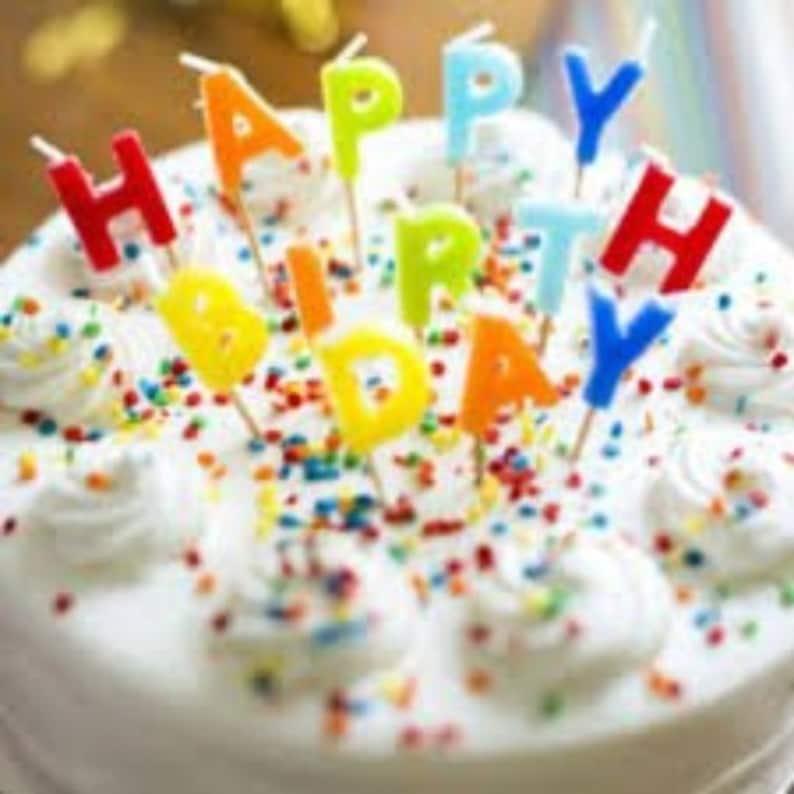 BIRTHDAY CAKE Perfume Oil Body Spray Fragrance Solid