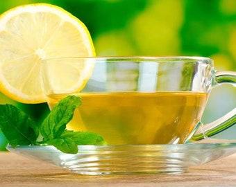 Lemon Mint Tea Perfume Fragrance Roll On Oil 10 ml Bottle Bath & Body Works Type