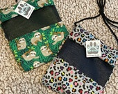 Sugar Glider, Small Animal Bonding Pouch Or Nesting Pouch