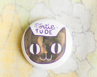 Tortie Cat Magnet / Tortoiseshell Cat Magnet / Cat Magnet / Cat Magnets / Tortie Magnet / Cute Cat Magnet / Tortie Kitty Magnets / Torties