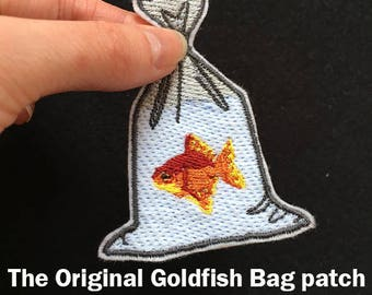 Goldfish patch