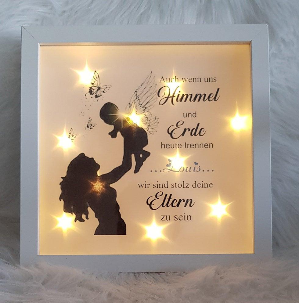 Geschenk für eltern von sternenkindern
