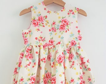 Beautiful floral dress /Party Dress / Occasion Dress