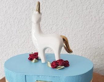 Unicorn Jewelry box