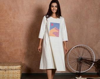 Casual Summer Dresses   Cotton Summer Dresses   Minimalist Clothing   The Desert Dress