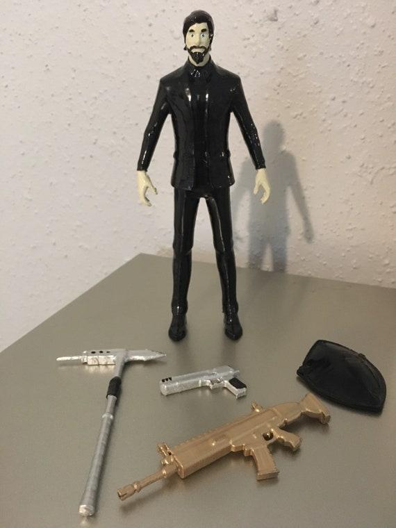 Fortnite reaper figure etsy - Fortnite reaper ...