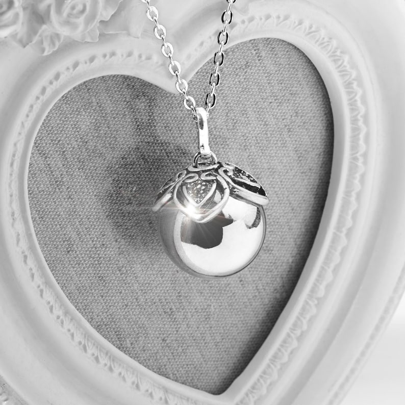 Kristen Harmony Ball Pregnancy Necklace Baby Gift Mum to Be Gift