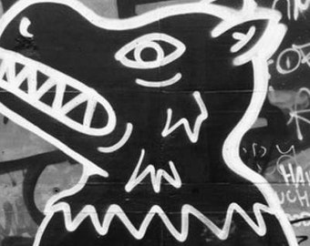 NYC Wolf Street Art
