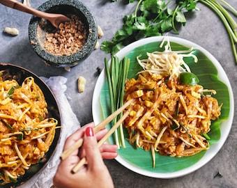 7aeb2bc4d Pad Thai Meal Kit, Serves 4