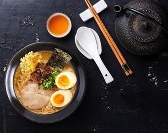cbb063586 Japanese Tonkotsu Ramen Meal Kit, Serves 4