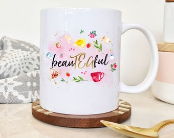 Anniversary Gifts for Women, Birthday Mug, Gifts for Her under 20, Mother's Day Gift, Mother's Day Mug, Gifts for Mom, Personalized Mugs