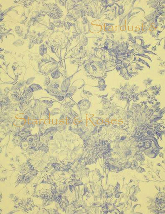 Antique Digital Wallpaper Download Arts Crafts Printable Etsy