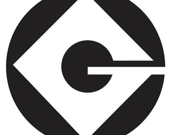 image about Minion Gru Logo Printable identify Gru Etsy