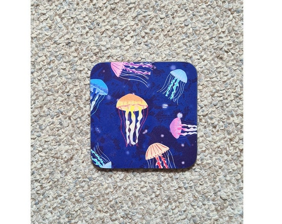 Jellyfish  Coaster, Defects, as is, defect, reduced price