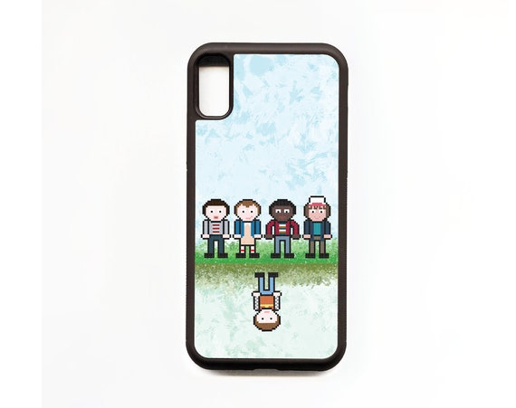 Stranger Things Phone Case, iphone Case, Illustration, Animal Phone Case, Rubber Phone Case, Plastic Phone Case