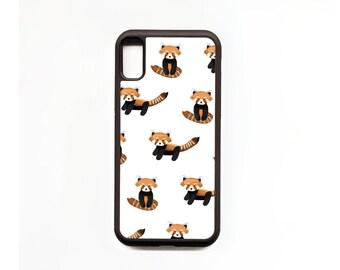 Red Panda Phone Case, Red Panda iphone Case, Animal Phone Case, Rubber Phone Case