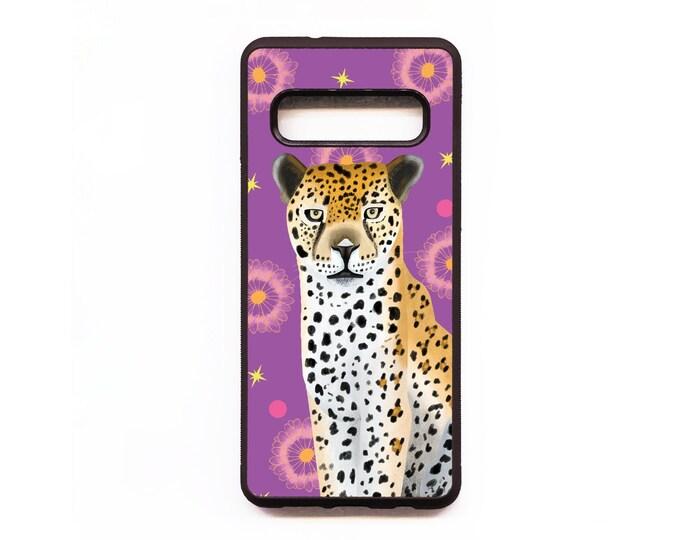 Leopard Phone Case, Leopard Samsung phone Case, Animal Phone Case