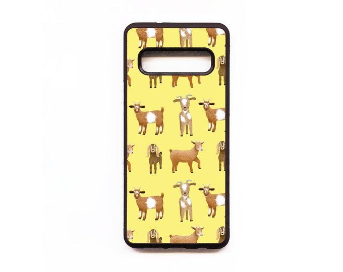 Goat Phone Case, Goat Samsung phone Case, Animal Phone Case, Personalised Phone Case