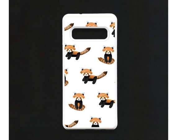 Red Panda Phone Case, Red Panda Samsung phone Case, Illustration, Animal Phone Case, Rubber Phone Case, Plastic Phone Case