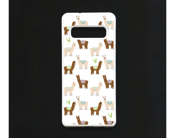 Alpaca Phone Case, Alpaca Samsung phone Case, Illustration, Animal Phone Case, Rubber Phone Case, Plastic Phone Case
