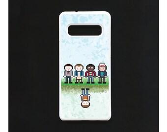 Stranger Thing Phone Case, Samsung phone Case, Animal Phone Case