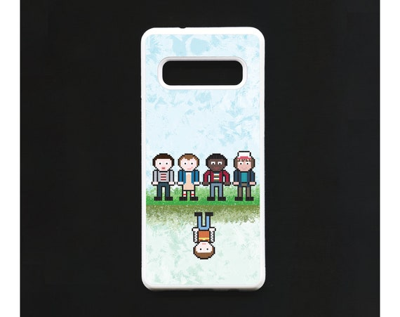Stranger Thing Phone Case, Samsung phone Case, Illustration, Animal Phone Case, Rubber Phone Case, Plastic Phone Case